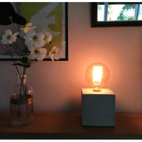 ampoule ronde déco Edison