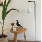 lampadaire L'Illuminé abat- jour goutte en céramique